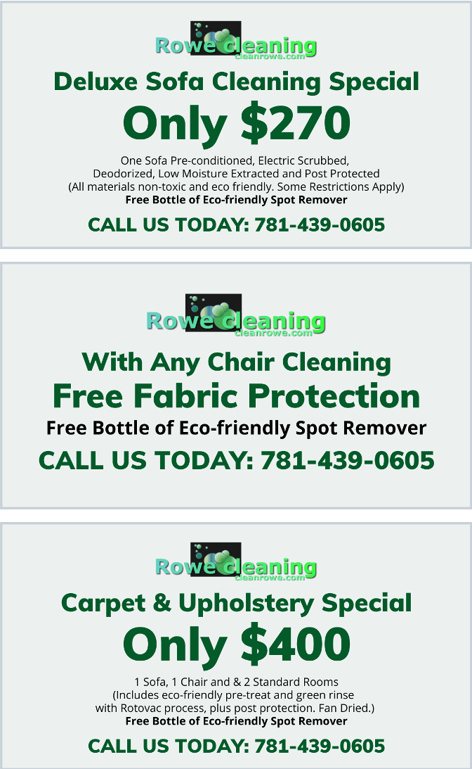 Fabric Protection for Winchester and surrounding MA areas.