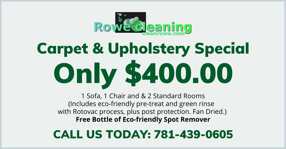 Carpet Cleaning for Andover and surrounding MA areas.